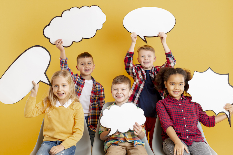 maak een krant voor je jeugdbeweging of speelpleinwerking - Happiedays