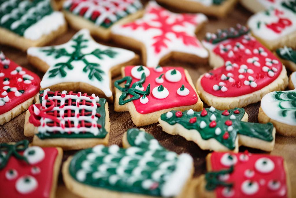 Enkele ideeën voor kerstgerechtjes op onze Pinterest pagina.