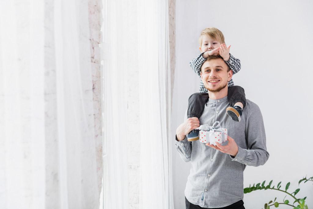 Maak je eigen vaderdagkrant - Happiedays