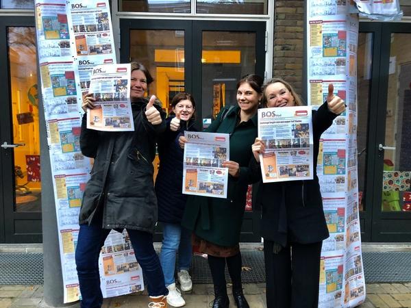 make a school newspaper - happiedays