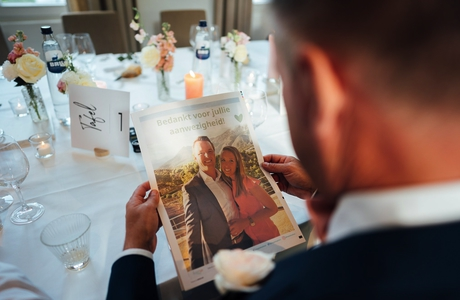 maak een eigen krant voor je trouw - Happiedays