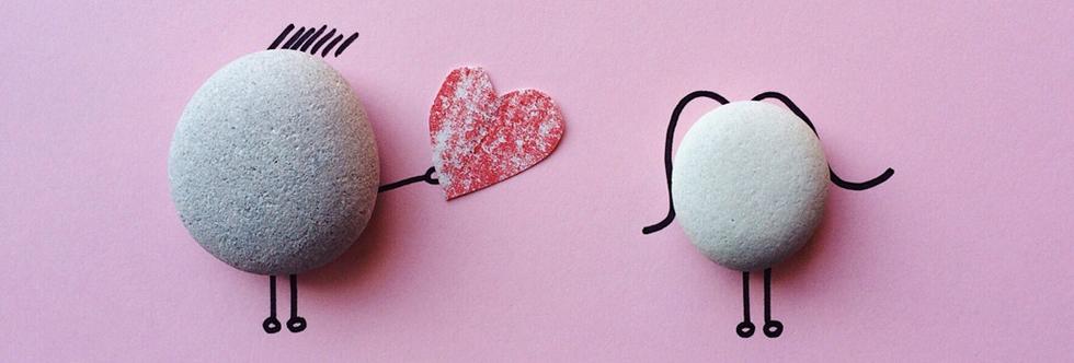 Happiedays maak je eigen krant valentijn