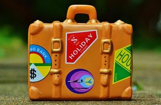 bagage reis koffers