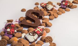 Happiedays Maak je eigen krant Sinterklaas